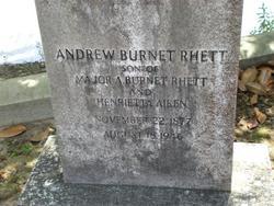 Andrew Burnet Rhett
