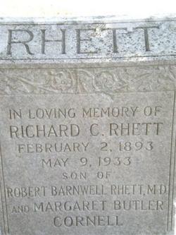 Richard Cornell Rhett