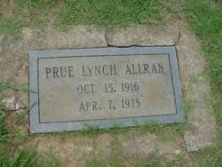Prue <i>Lynch</i> Allran