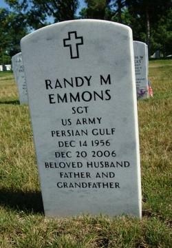 Randy Mark Emmons