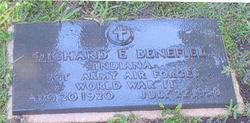 Sgt Richard Earl Benefiel