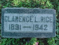 Clarence Leslie Rice