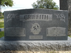 Vera Blanche <i>Perry</i> Griffith