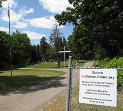 Salem Lutheran Cemetery