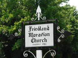 Friedland Moravian God's Acre