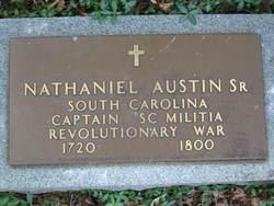 Capt Nathaniel Austin, Sr