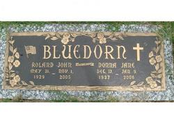 Roland John Bluedorn