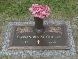 Cassandra M. <i>Johnson</i> Cooley