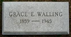 Grace Ellen <i>Marshall</i> Walling