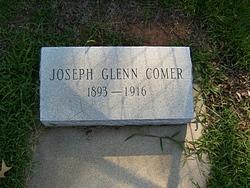 Joseph Glenn Comer