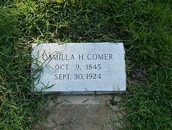 Camilla H. Comer