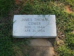 James Thomas Comer
