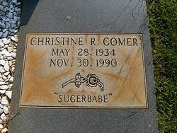 Christine Raulerson Sugarbabe Comer