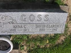 Anna Carolyn Annie <i>Dalton</i> Goss
