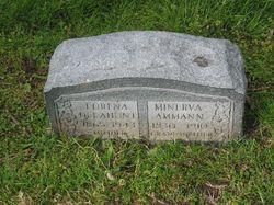 Minerva B Minnie <i>Eoff</i> Ammann