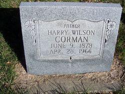 Harry Wilson Corman