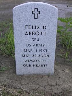 Felix Dwayne Abbott