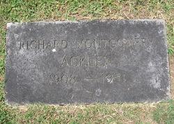 Richard Montgomery Acklen