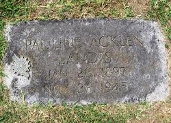 Pauline <i>Acklen</i> Landis