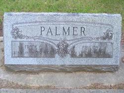 Paulina E. <i>Williams</i> Palmer