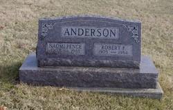 Robert F Anderson