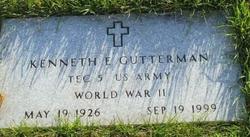 Kenneth E Gutterman