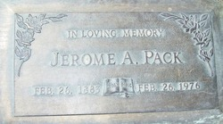 Jerome Anderson Pack