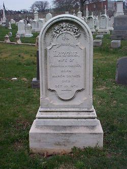Mary Elizabeth Lizzie <i>James</i> Hanzsche