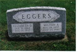 Elizabeth Dulcena Della <i>Hedge</i> Eggers