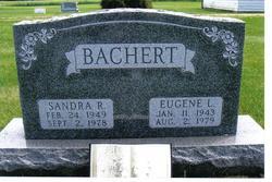 Sandra A <i>Booker</i> Bachert