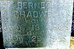 Bernece Chadwell