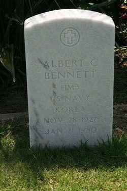 Albert Curtis Bennett