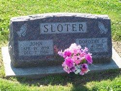 Dorothy C. <i>Kuhlman</i> Sloter