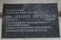 Julius Deutsch