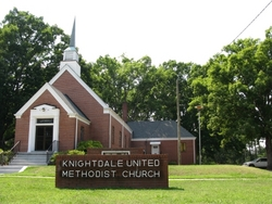 Knightdale United Methodist Church Cemetery