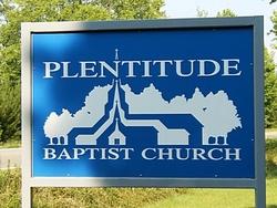 Plentitude Baptist Church Cemetery