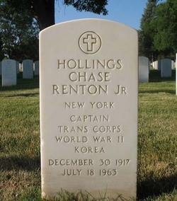 Hollings Chase Renton, Jr