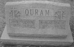 Margaretha M Ouram