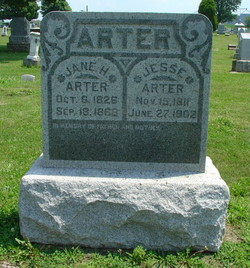 Jane Hunter <i>Scott</i> Arter