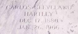Carlos Cleveland Hartley