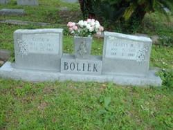 Gladys M <i>Schenck</i> Boliek