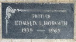 Donald I. Horvath