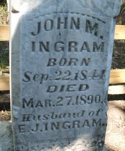 John M Ingram