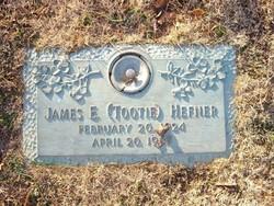 James E. Tootie Hefner