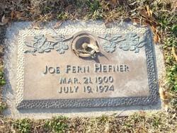 Joe Fern Hefner