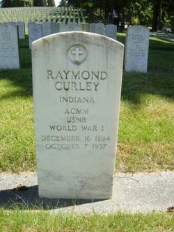 Raymond Curley