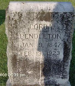 Nathaniel Corda Pendleton