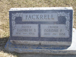 Elizabeth Dalton Libby <i>Meeks</i> Fackrell