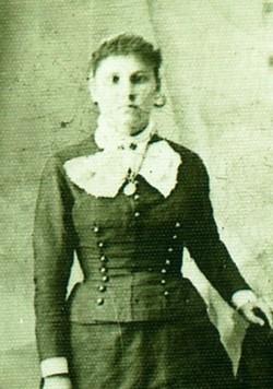 Mary Bethier Mammie <i>Fensom</i> Cook