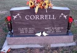 Claude Hull Correll
